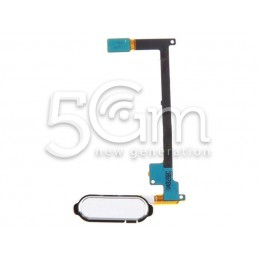 Tasto Home Bianco + Flat Cable Samsung N910F
