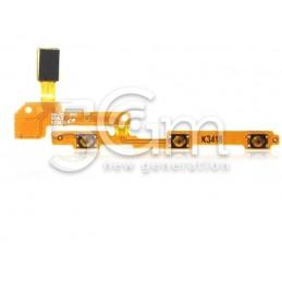 Tasto Accensione Flat Cable Samsung SM-T210