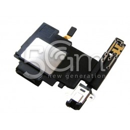 Suoneria Parte Sinistra + Jack Audio Flat Cable Samsung P5200