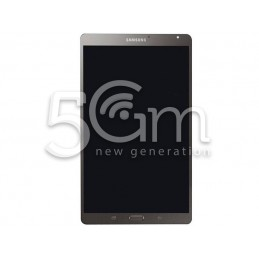 Display Touch Gold + Frame Samsung SM-T700