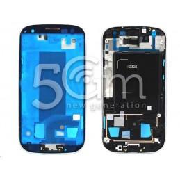Cornice Lcd Silver Samsung i9305