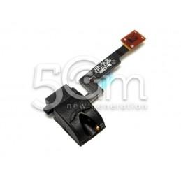 Jack Audio Nero Flat Cable Samsung SM-G355