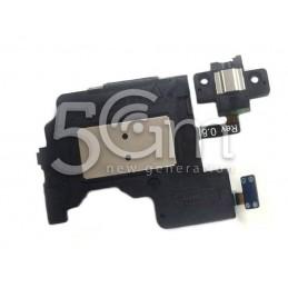 Suoneria + Jack Audio Nero Flat Cable Samsung SM-T700
