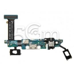 Connettore Di Ricarica Flat Cable Samsung S6 Edge + Versione G928 T
