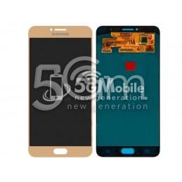 Display Touch Gold Samsung SM-C7000 Galaxy C7