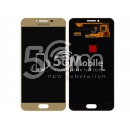 Display Touch Gold Samsung SM-C5000 Galaxy C5