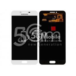 Display Touch Bianco Samsung SM-C5000 Galaxy C5