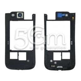 Middle Frame Nero Samsung I9301i Galaxy S3
