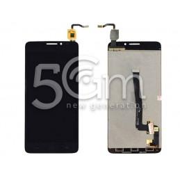 Display Touch Nero Alcatel OT-6043 No Frame