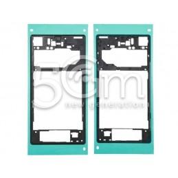 Back Frame Nero Xperia Z1 L39H