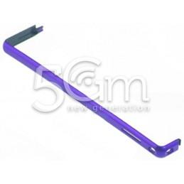 Cornice Inferiore Purple Xperia Z Ultra
