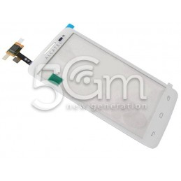 Touch Screen Bianco Alcatel OT-5035
