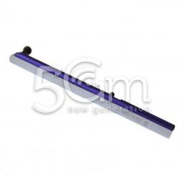 Sportellino Copertura Sim-SD Purple Xperia T3