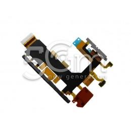 Tastiera Laterale Flat Cable + Microfono Xperia Z2 D6503