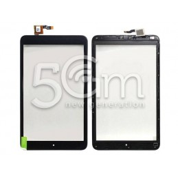 Touch Screen Nero + Frame Alcatel One Touch Pop 8