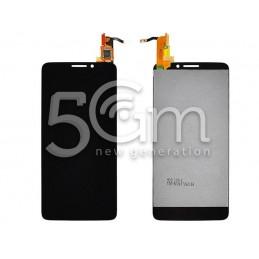 Display Touch Nero Alcatel OT-6040 No Frame