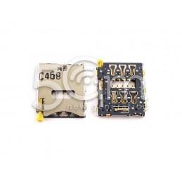 Lettore Nano Sim Card Xperia Z3 D6603