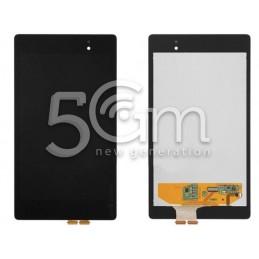 Display Touch Nero Asus Nexus 7(2 Generazione) No Logo