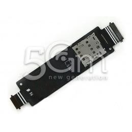 Lettore Sim Card Flat Cable Asus ZenFone 5 A500KL