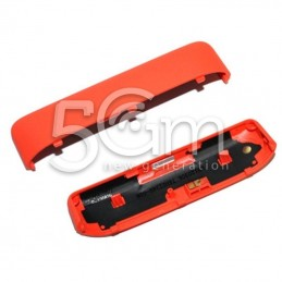 Cover Antenna Rosso Htc 8s