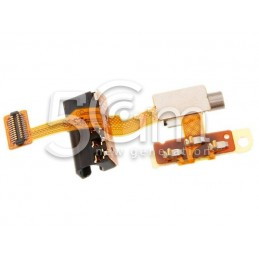 Jack Audio Nero Flat Cable Huawei P7
