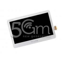 Display Touch Bianco PS Vita 2