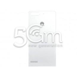 Retro Cover Bianca Huawei Ascend G6 4G