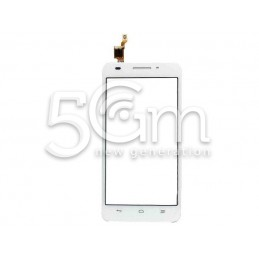Touch Screen Bianco Huawei Ascend G620s No Logo