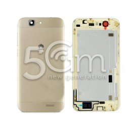 Retro Cover Gold Huawei Ascend G7