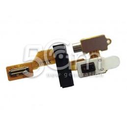 Sensore + Vibrazione + Jack Flat Cable Huawei Ascend G7