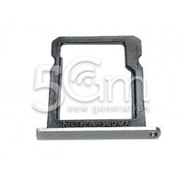 Supporto Memory Card Silver White Huawei Ascend P7