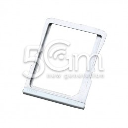Supporto Sim Card Bianco HTC One M7