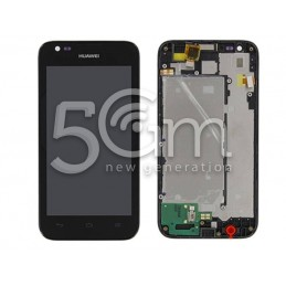 Display Touch Nero + Frame Huawei Y550