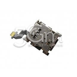 Lettore Sim Card Flat Cable HTC One M8
