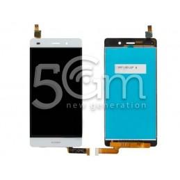 Display Touch Bianco Huawei P8 Lite