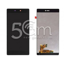 Display Touch Nero Huawei Ascend P8 No Frame