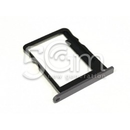 Supporto Sim Card Black Huawei Ascend P7