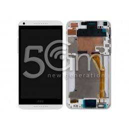 Display Touch Bianco + Frame HTC Desire 816G
