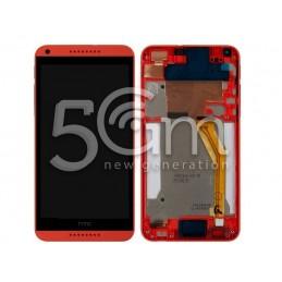 Display Touch Orange + Frame HTC Desire 816G