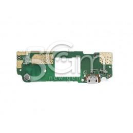 Connettore Di Ricarica + Small Board HTC Desire 620-620G