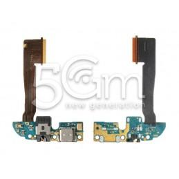 Connettore Di Ricarica Flat Cable HTC One M8 S