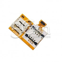 Lettore Sim Card Flat Cable Lg Gs500
