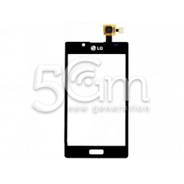 Touch Screen Nero Lg P700