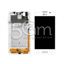 Display Touch Bianco + Frame LG L65