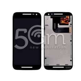 Display Touch Nero Motorola XT-15413rd Gen