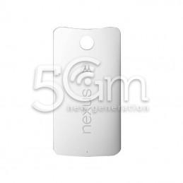 Retro Cover Bianco Motorola Nexus 6