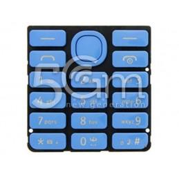 Tastiera Celeste Nokia 206