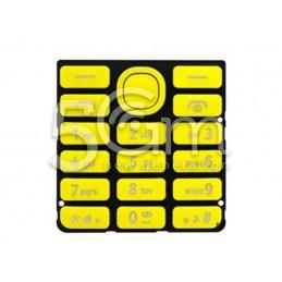 Tastiera Gialla Nokia 206