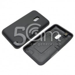 Retro Cover Nero Nokia 620...