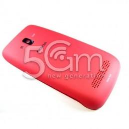 Retro Cover Fucsia Nokia 610 Lumia